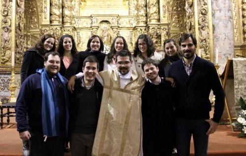 Equipa da Pastoral da Juventude da Diocese de Setúbal