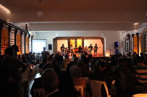 CaFé Concerto, organizado pela Pastoral da Juventude de Setúbal