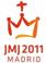 Logo JMJ 2011