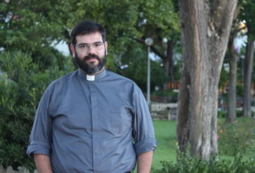 Padre João Dias, Director da Pastoral da Juventude de Setúbal
