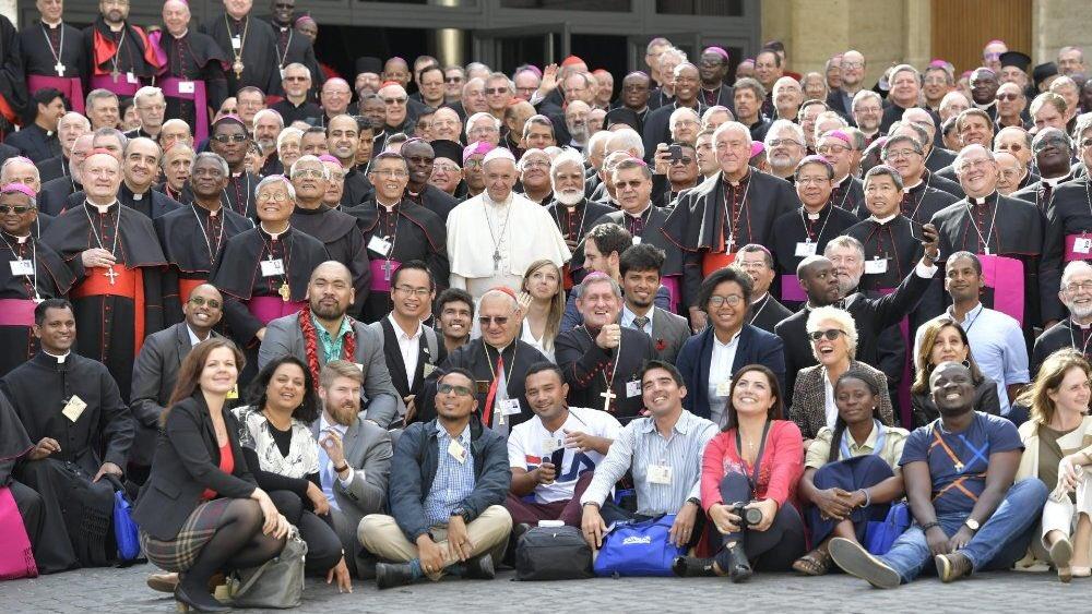 Foto Synod2018 (Facebook)