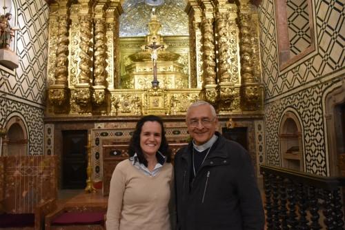 Inês e bispo D. José_Sesimbra