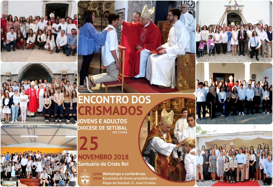 [Fotos site Diocese de Setúbal]